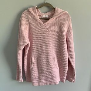 Hanna Andersson knit hoodie
